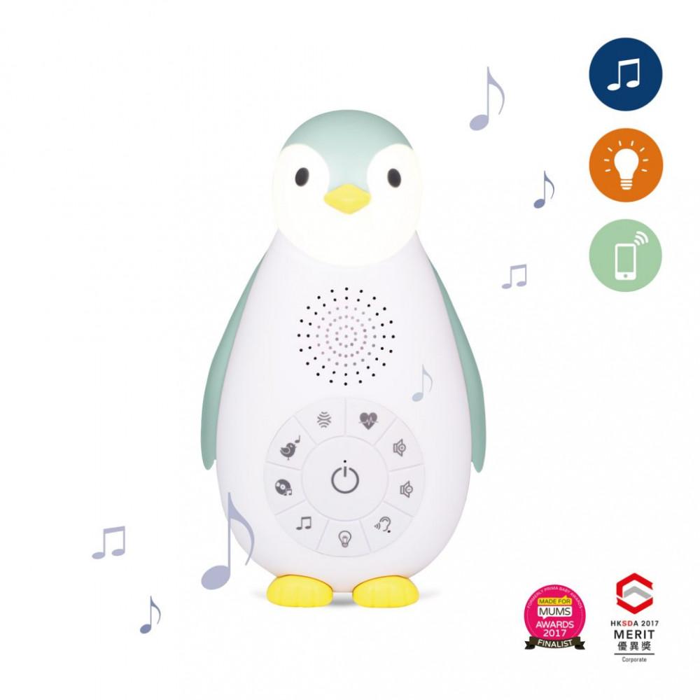 Muzikālais pingvīniņš ZAZU ZOE, blue