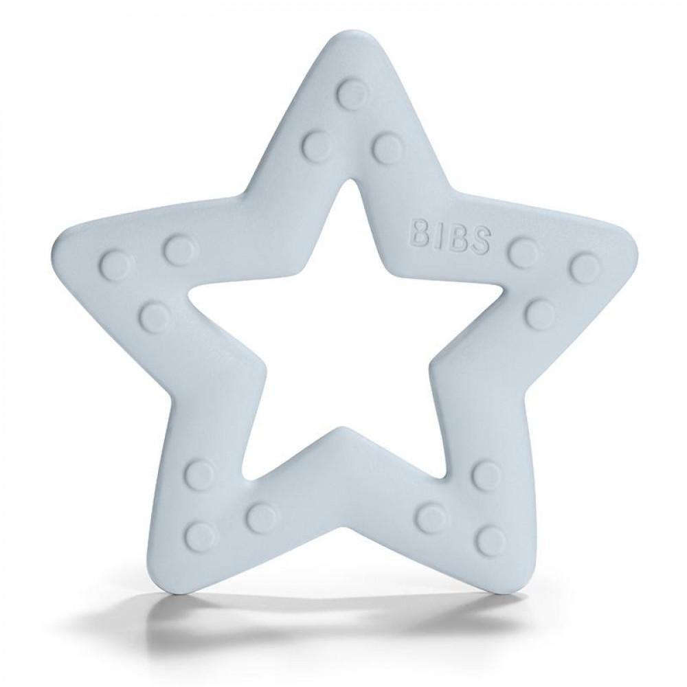 Zobu riņķis BIBS Baby Bitie Baby blue