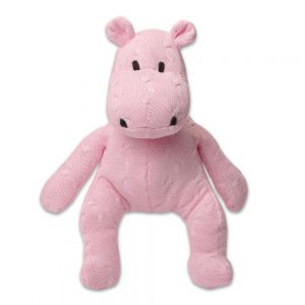 """Mīksts nīlzirgs Baby's Only """"Cable baby pink"""" 35 cm"""