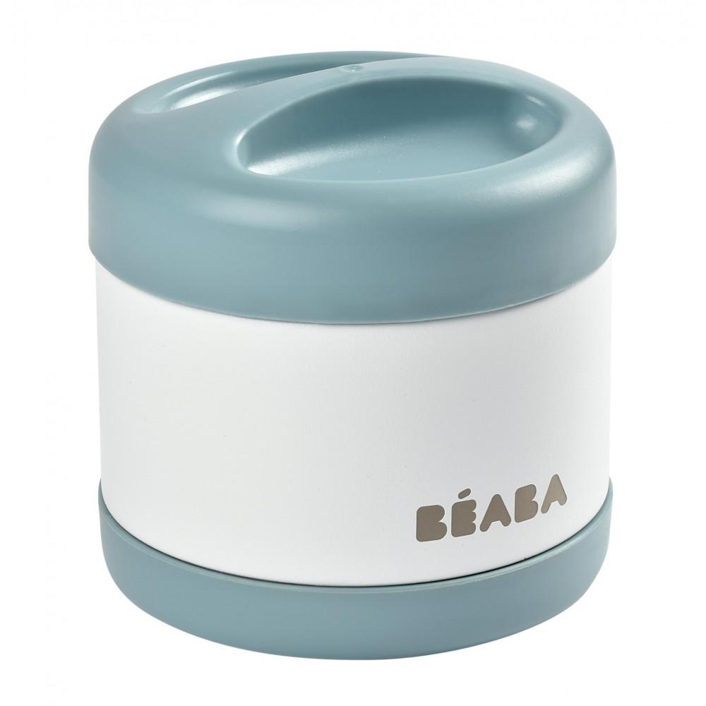 Termoss no nerūsējošas tēraudas BEABA 500 ml, mineral
