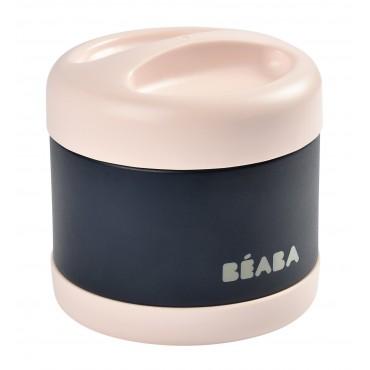 Termoss no nerūsējošas tēraudas BEABA 500 ml, pink