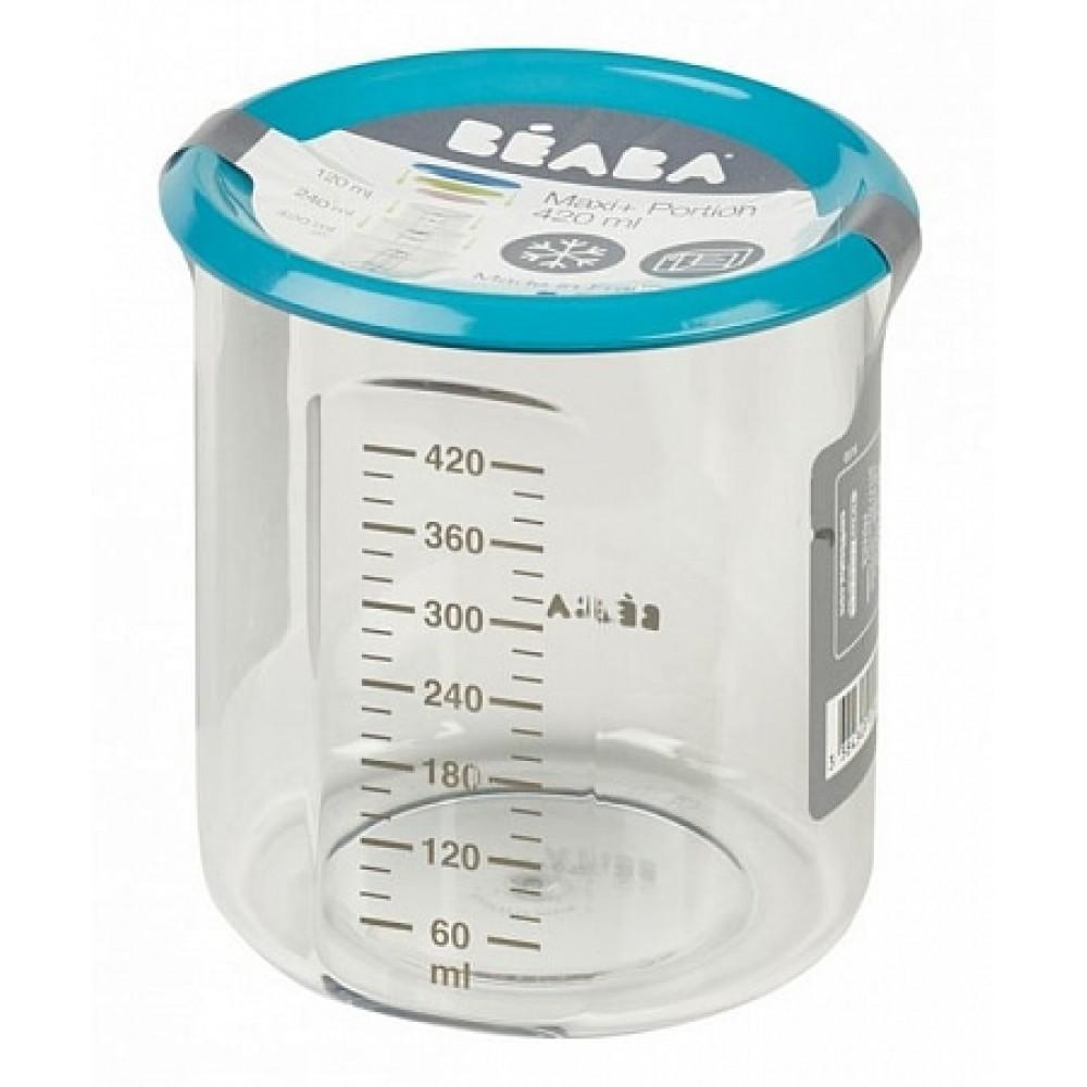 Plastmasas uzglabāšanas trauciņš, 420 ml