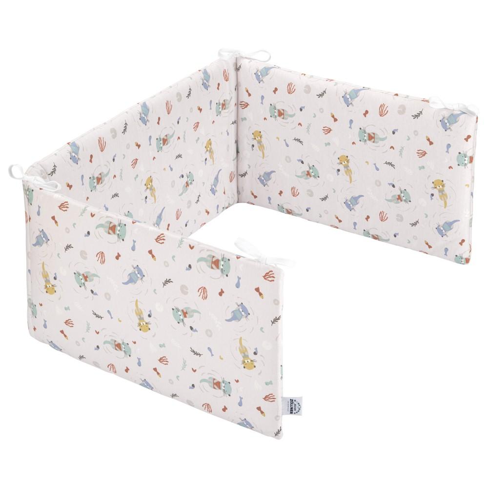 """Comfort Soft"" mīkstās apmales bērnu gultiņai ""Little Otti"""