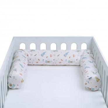 """Bērnu gultiņā ielokāma apmale """"Little Otti"""""""
