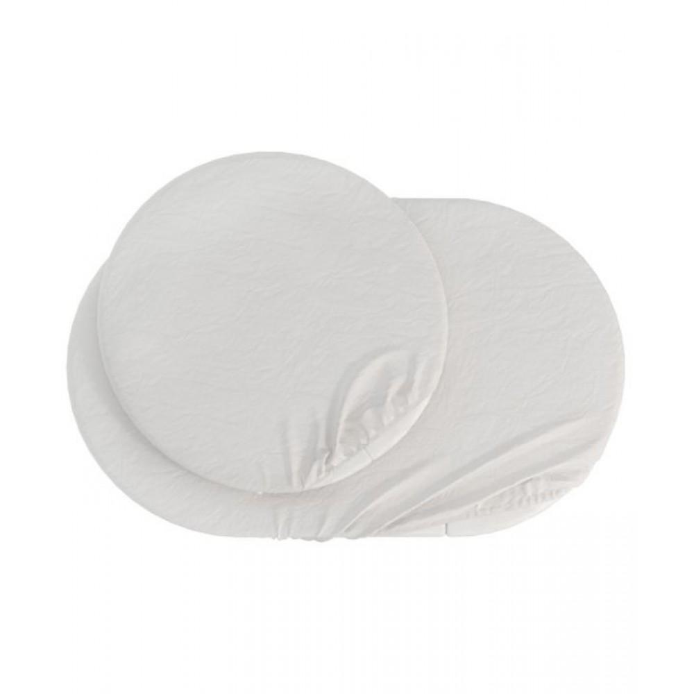 "Palagu komplekts ar gumiju gultiņai Smart Grow 7 in 1 ""white"""