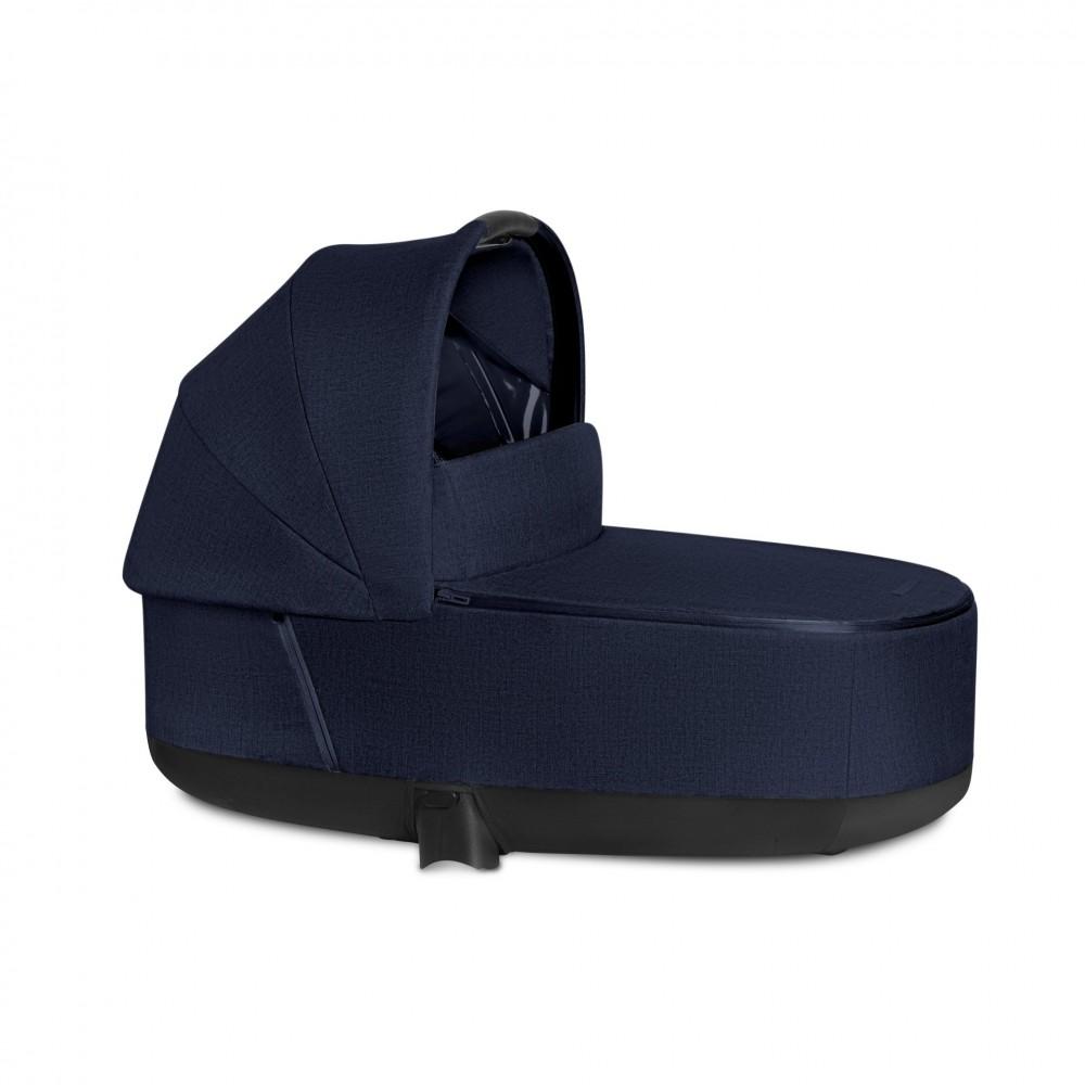 Kulba Cybex Priam Carrycot LUX Midnight blue PLUS