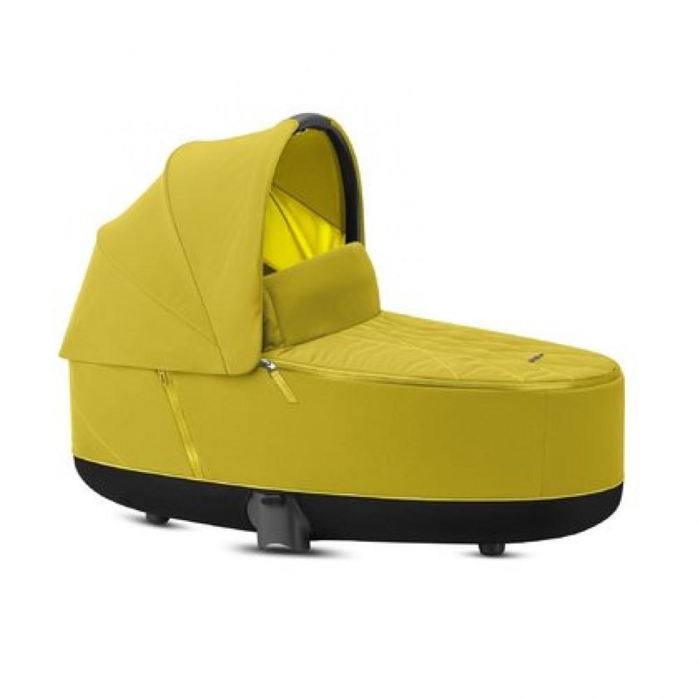 Kulba Cybex Priam Carrycot LUX Mustard yellow