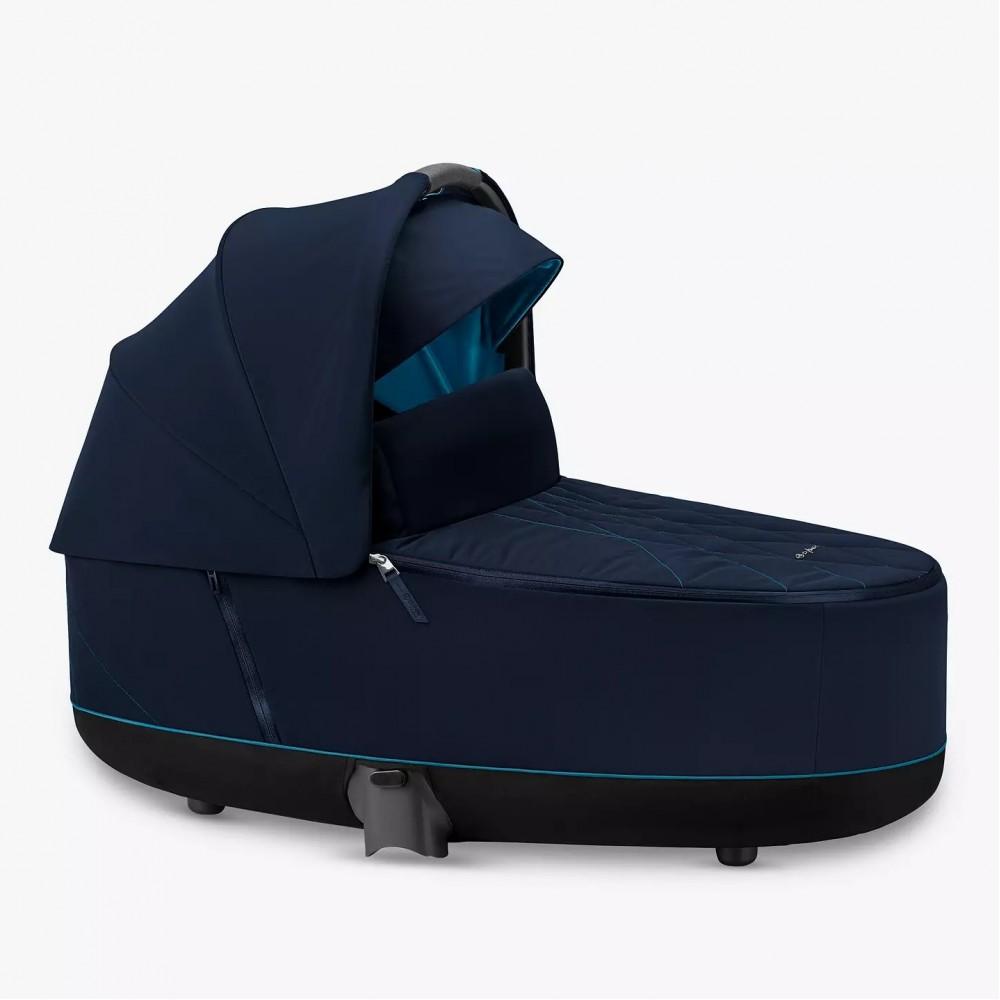 Kulba Cybex Priam Carrycot LUX Nautical Blue