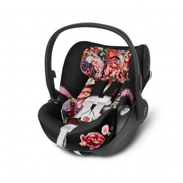 Cybex CLOUD Z i-Size 45-87 cm (0+) Fashion edition Spring Blossom Dark