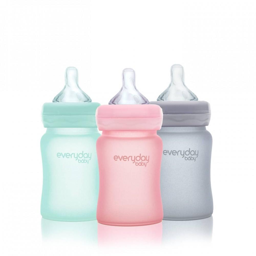 Stikla pudelīte Everyday Baby 150 ml