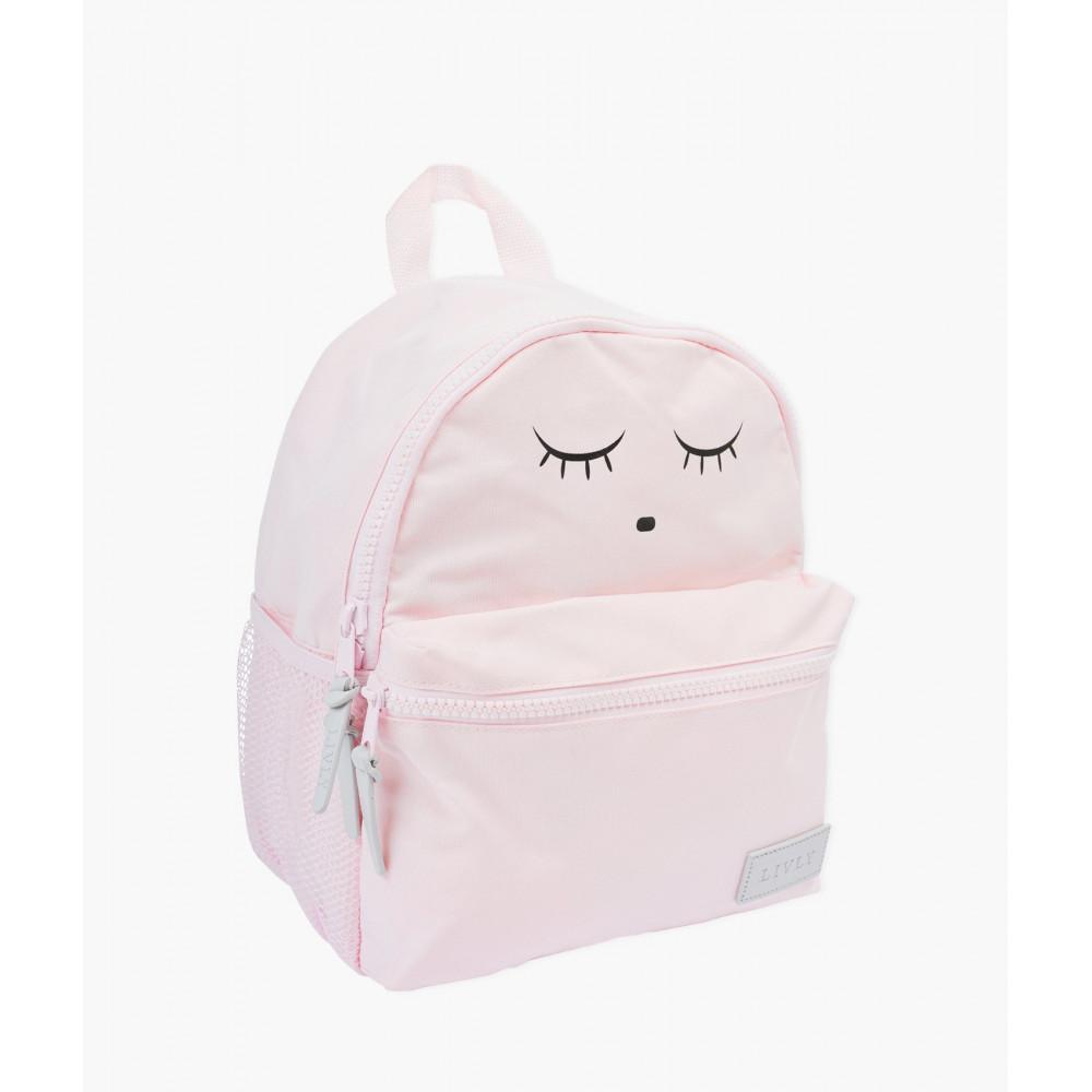 "Bērnu mugursoma Livly ""Sleeping Cutie Backpack pink large"""