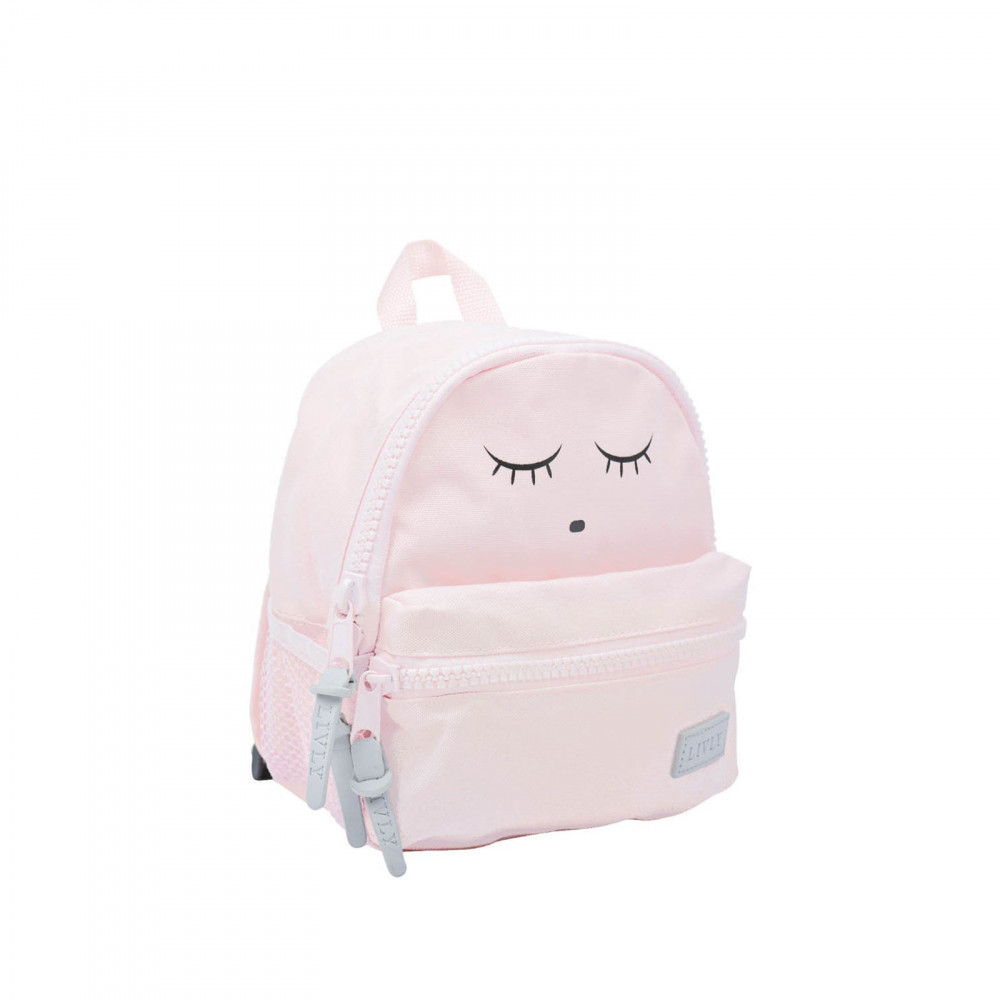 "Bērnu mugursoma Livly ""Sleeping Cutie Backpack pink mini"""