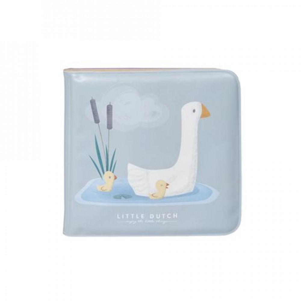 Grāmata vannošanai Little Dutch  Bath Book Little Goose