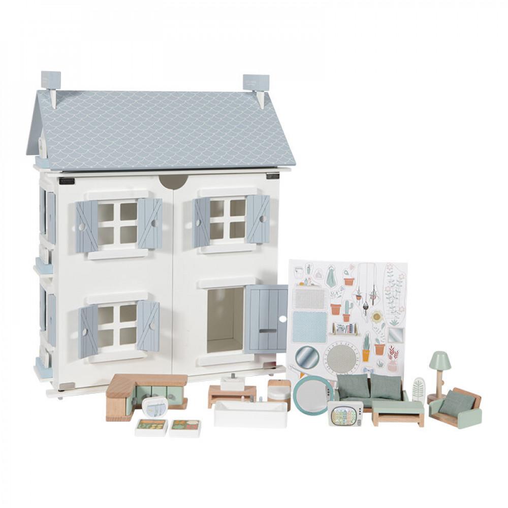 Leļļu māja Little Dutch Doll's house