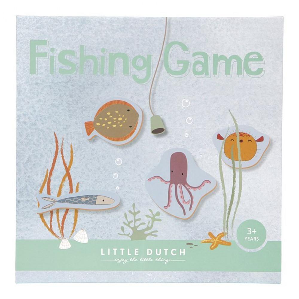 "Makšķerēšanas spēle Little Dutch ""Fishing game"""