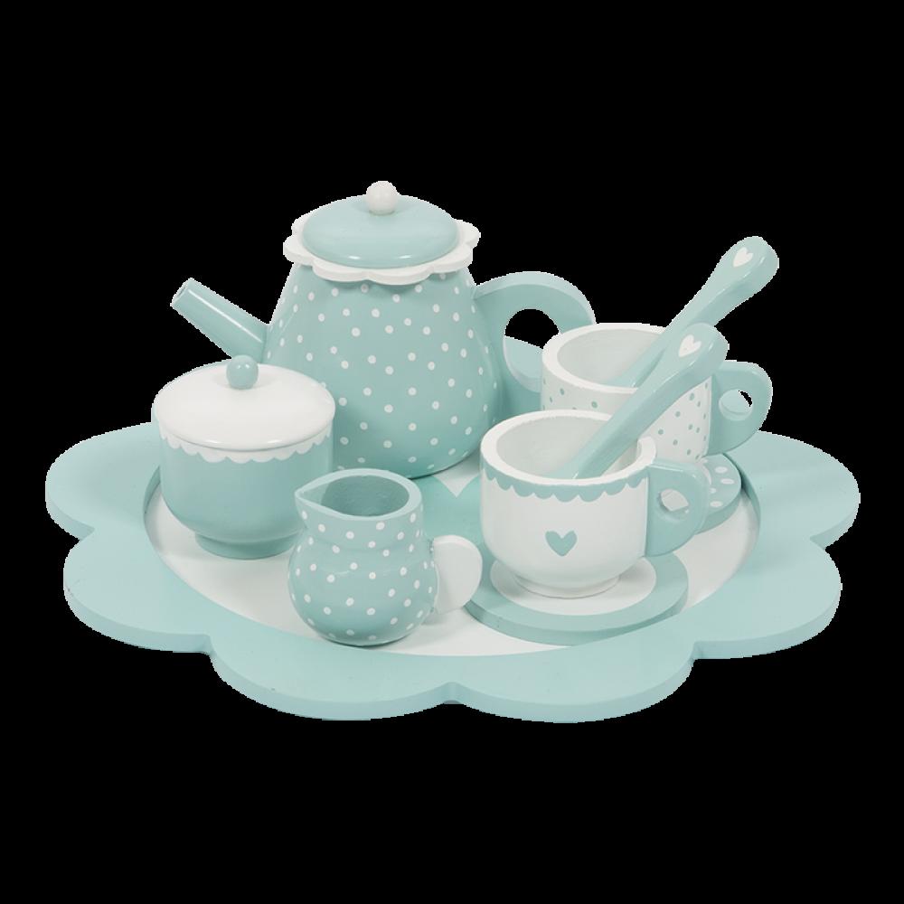 Tējas servīze Mint