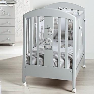 Koka gulta Bo-Bo Zig Zag grey