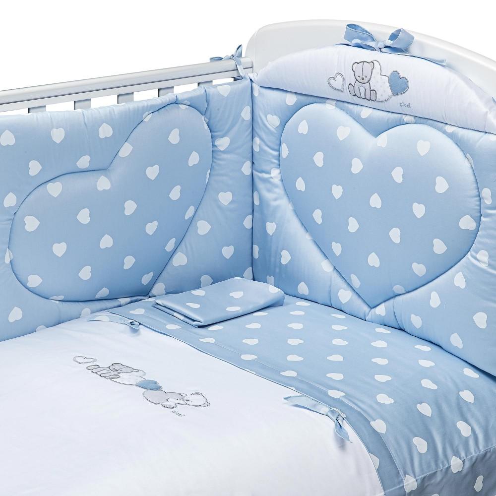 Gultas veļas komplekts AMELIE blue