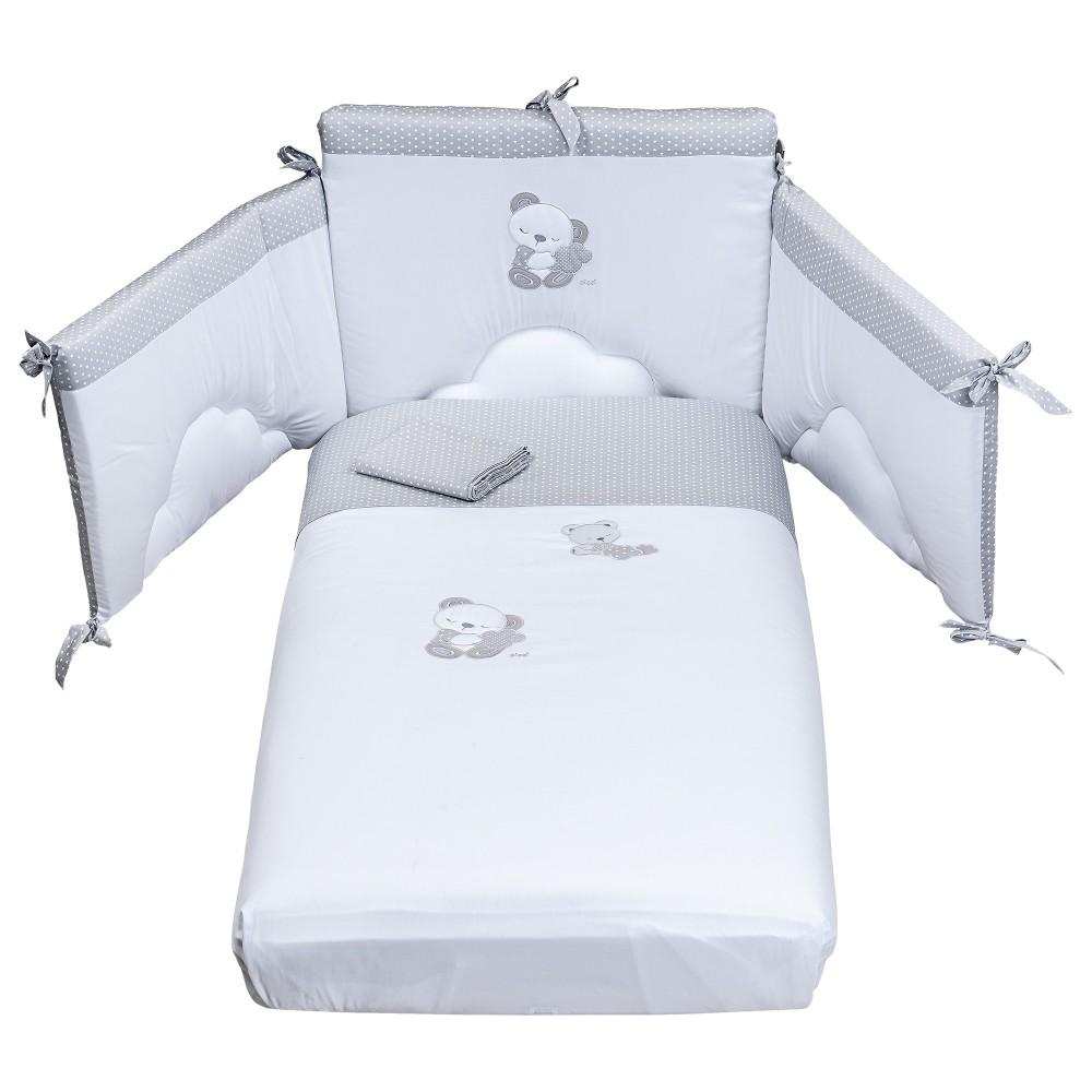 Gultas veļas komplekts SLEEPY PIQUET PEARL