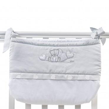 Kabatiņš-soma gultai PICCI Amelie Pearl