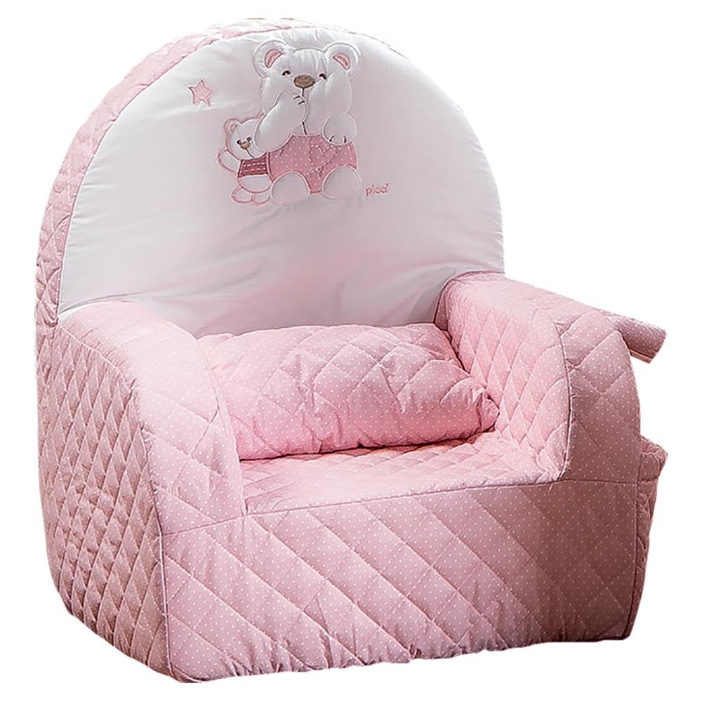 """Mīksts bērnu krēsliņš Picci """"Mami"""" pink"""