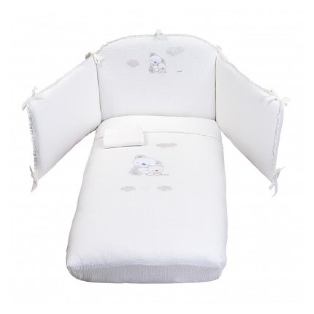 Gultas veļas komplekts SLEEPY MILK