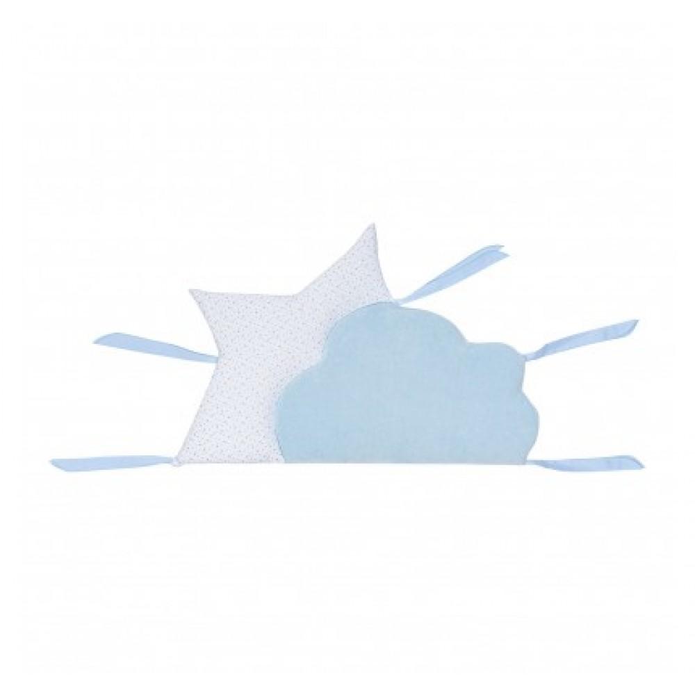 "Spilvēns-maliņa PICCI ""Soft"" blue"