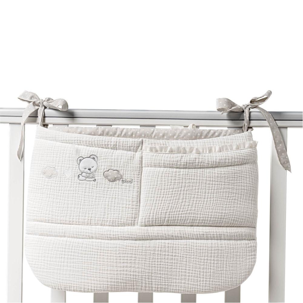 Kabatiņš-soma gultai PICCI Sleepy Milk