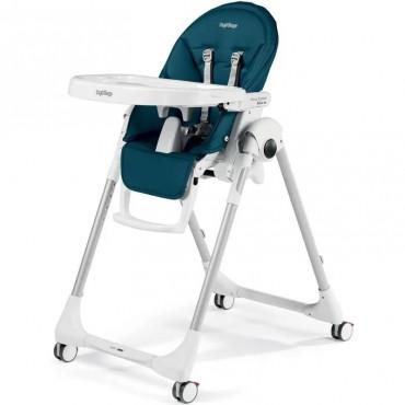 "Barošanas krēsls ""Peg Perego Prima Pappa Follow Me"" (Petrolio)"