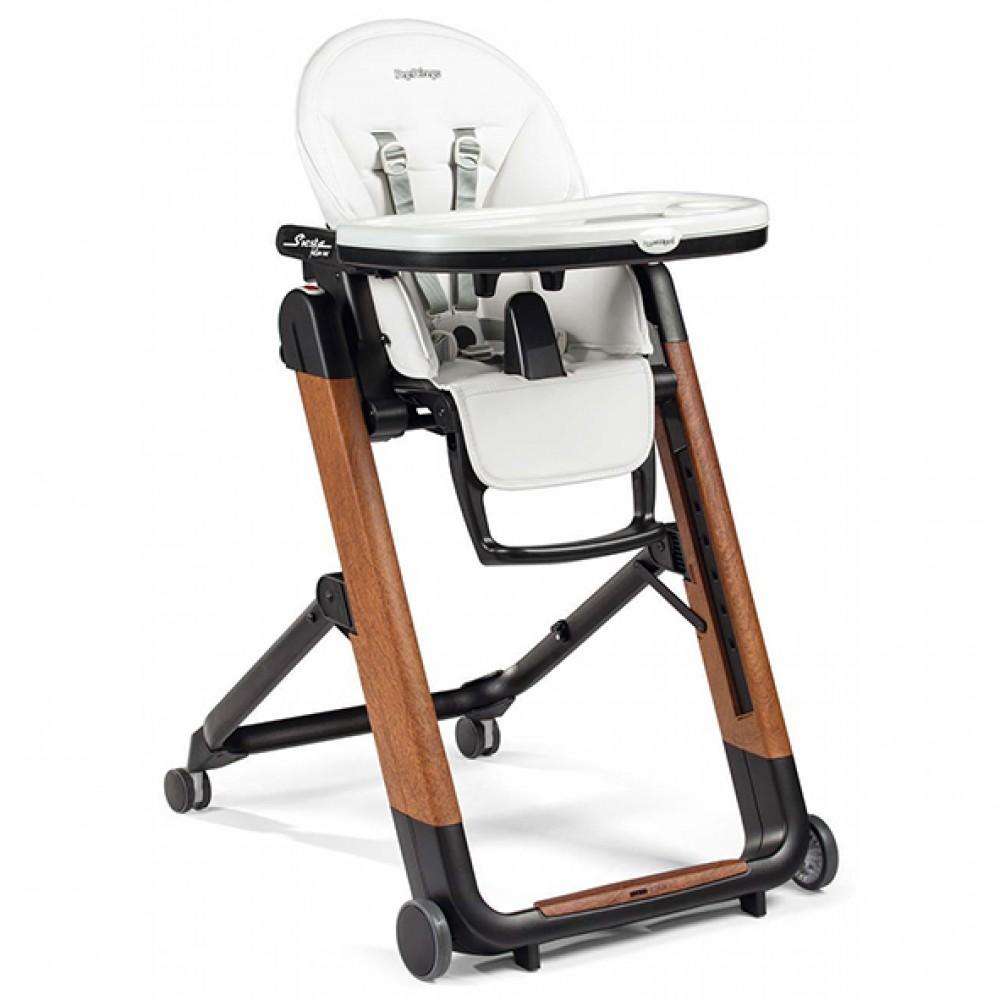 """Bērna barošanas krēsls """"Peg Perego Siesta Follow Me"""" (Ambiance brown)"""
