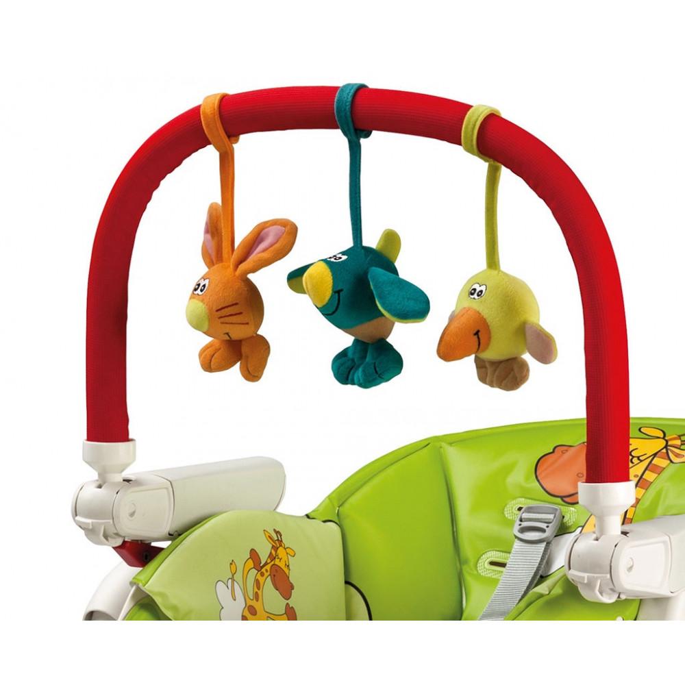 Rotaļlieta Peg Perego barošanas krēslam