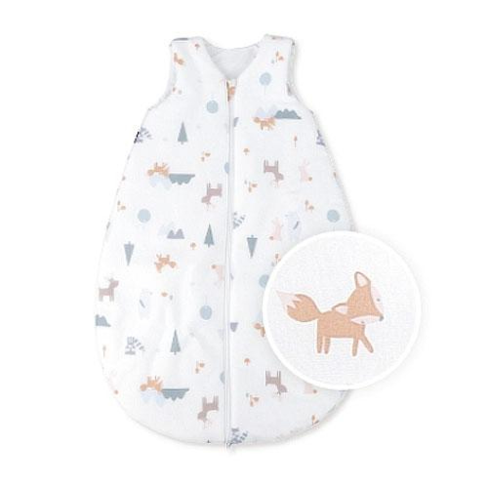 """Bērnu guļammaiss  """"Little fox"""" 74 cm"""