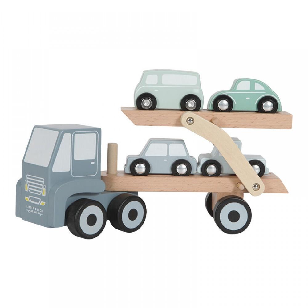 Wooden truck Little Dutch